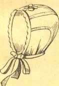 чепчик с боковинками