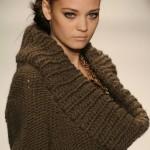 Вязаная мода 2011 года