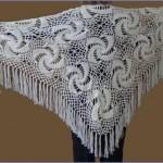 Вяжем шаль