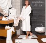 Как выбрать хороший женский банный халат