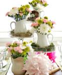 Флористические композиции на Пасху